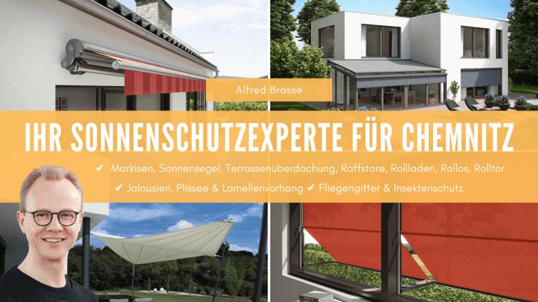 Sonnenschutzanlagen für optimalen Sonnenschutz in Chemnitz